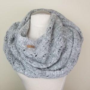 Coal Madison circle scarf